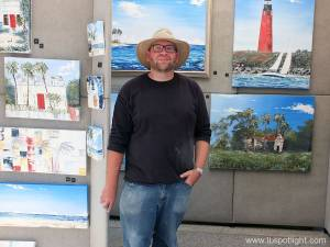 25th Annual Hyde Park Village Art Fair - David Sigel