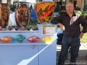 25th Annual Hyde Park Village Art Fair - Vasile Loznianu