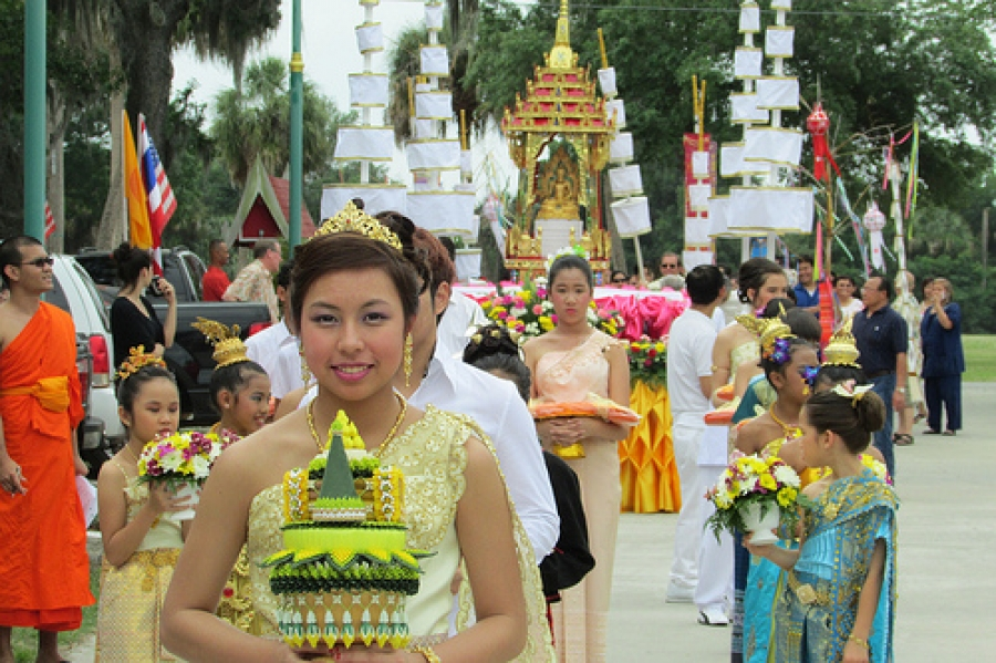 Thai New Year