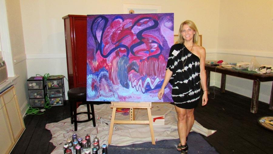 Sharon Britton - Artist