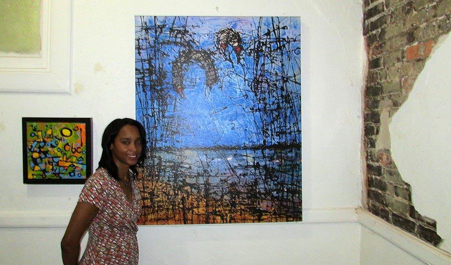 Princess Rashid - Artist