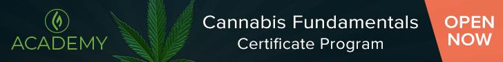 Cannabis Fundamentals Certificate