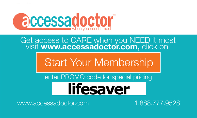 Access A Doctor Now... Click Here!